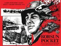 Board Game: Korsun Pocket: Little Stalingrad on the Dnepr