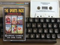 Video Game Compilation: The Sports Pack