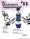 Issue: The Shadowrun Supplemental (Issue 11 - 1999)
