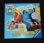 Board Game: Tricky Trucks Game