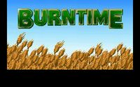 Video Game: Burntime