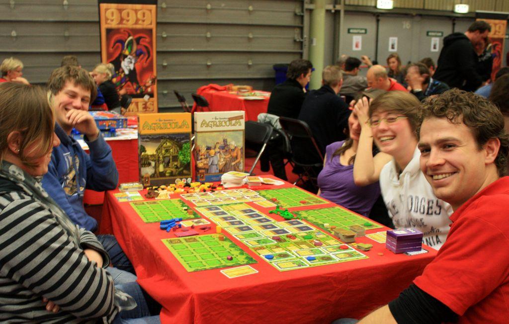 Board Game: Agricola: De Lage Landen