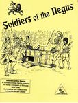 Board Game: Soldiers of the Negus