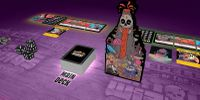 Board Game: Epic Spell Wars of the Battle Wizards: Duel at Mt. Skullzfyre