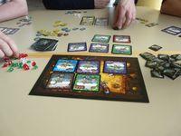 Board Game: Einauge sei wachsam!