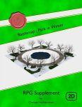 RPG Item: Battlemap: Park in Winter