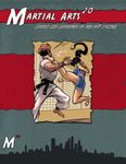 RPG Item: Martial Arts20