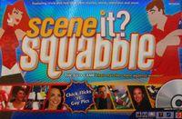 Board Game: Scene It? Squabble