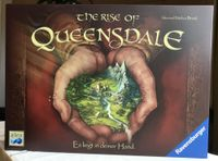 Board Game: The Rise of Queensdale