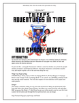 RPG Item: TWERPS Completely Unofficial Campaign Book #13: Adventures in Time and Spacey-Wacey
