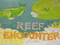 Board Game: Reef Encounter