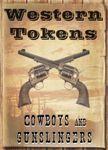 RPG Item: Western Tokens: Cowboys and Gunslingers