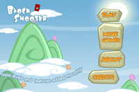 Video Game: Block Shooter