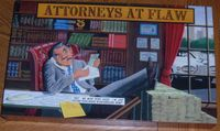 Board Game: Attorneys at Flaw