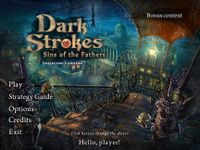 Video Game: Dark Strokes: Sins of the Fathers