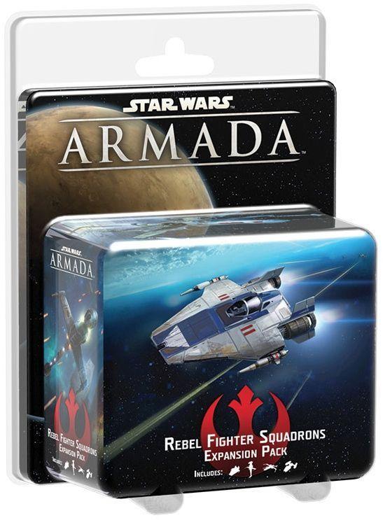 Star Wars: Armada – Escadrons de Chasseurs Rebelles