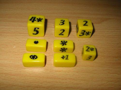 Board Game: Inuyasha: Das Action Würfelspiel