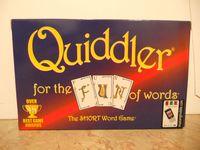 Board Game: Quiddler