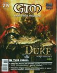Issue: Game Trade Magazine (Issue 219 - May 2018)
