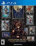 Video Game Compilation: Kingdom Hearts All-in-One Package