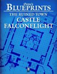 RPG Item: 0one's Blueprints: The Ruined Town, Castle Falconflight