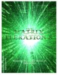 RPG Item: The Matrix Iterations