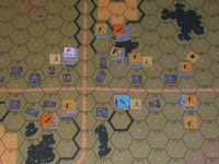 Board Game: Advanced Tobruk System Basic Game I: Infantry