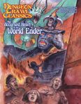 RPG Item: Dungeon Crawl Classics 2020 Convention Module: The Accursed Heart of the World-Ender