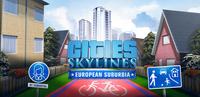 Video Game: Cities: Skylines – European Suburbia