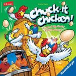 Board Game: Chuck-It Chicken!