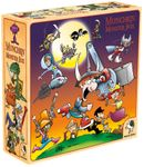 Board Game: Munchkin Monster Box