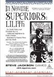 RPG Item: Superiors: Lilith