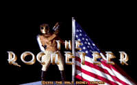 Video Game: The Rocketeer (DOS/SNES)
