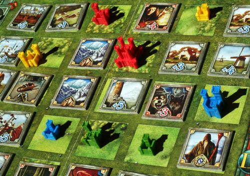 Board Game: Kingdoms