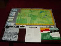 Board Game: The Moscow Option: Guderian's Gambit
