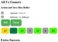 RPG Item: All Us Gamers Inner Core Rules