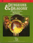 RPG Item: B7: Rahasia