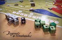 Board Game: Bayonets & Tomahawks