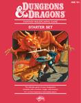 Board Game: Dungeons & Dragons Starter Set