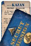 Board Game: Agents of SMERSH:  Secret Mission Cards