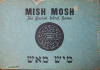 Board Game: Mish Mosh: The Jewish Word Game