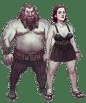 Character: Dwarf (Dragon Age)