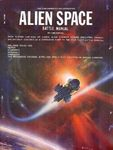 Board Game: Alien Space Battle Manual