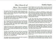 RPG Item: The Church of Man Ascendant