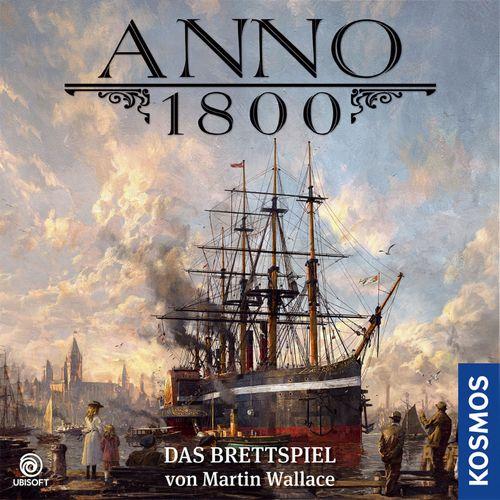 Board Game: Anno 1800