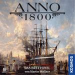 Board Game: Anno 1800