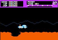 Video Game: Moon Patrol
