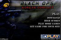 Video Game: Black Ops Korean Conflict