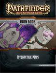 RPG Item: Iron Gods Interactive Maps Set
