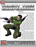 RPG Item: Postmodern: Talent Tree Compendium